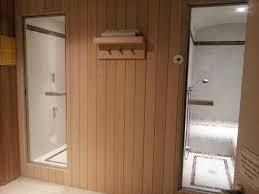 steam room shower and sauna picture of center parcs elveden