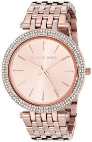rose tone stainless steel bracelet images Michael kors women 39 s darci rose gold tone stainless steel bracelet jpg
