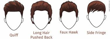 mens hairstyles for oval face shape new hair style collections
