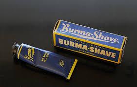 Burma Shave Meme - burma shave wikipedia