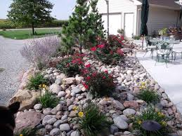 best 25 river rock landscaping ideas on pinterest river rock