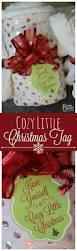 cozy little christmas tag u0026 gift idea christmas tag cozy and