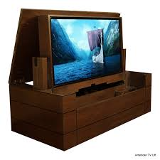 low profile av cabinet tv lift cabinet with granite top