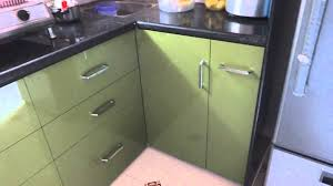 modular kitchen in