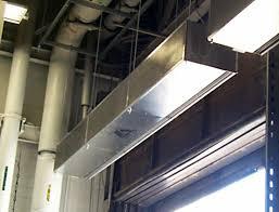 extra high door air curtains