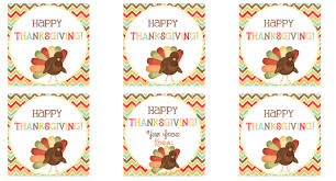 printable thanksgiving tags thanksgiving blessings