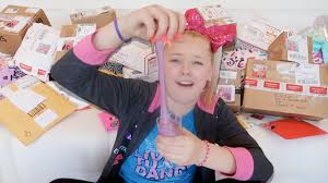 jojo siwa fan mail i can t believe someone sent me this official site