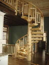 logstairways by daniel schneider construction offers many styles