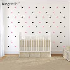 Decoration Kids Wall Decals Home by Online Get Cheap Triangle Kids Decor Aliexpress Com Alibaba Group