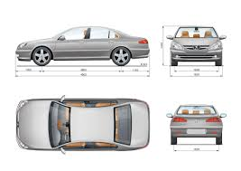 peugeot 607 peugeot 607 v6 hdi smcars net car blueprints forum
