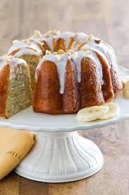 banana walnut bundt cake recipe cake man recipes