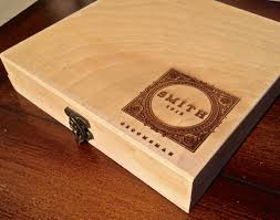 engraved box groomsmen gift box personalized cigar box engraved 2318529