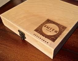 engraved box groomsmen gift box personalized cigar box engraved 2318529