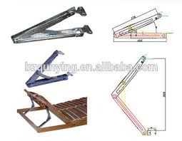 advanced adjustable furniture hardware rising and falling hinges