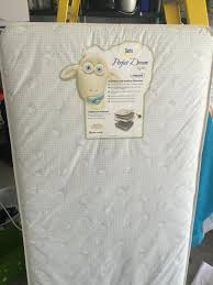 Serta Perfect Dream Crib And Toddler Bed Mattress by Find More Serta Perfect Dream Crib Mattress Will Fit Toddler Bed
