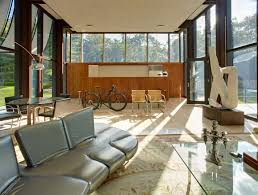 look inside a 12m philip johnson designed new canaan home