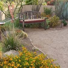 Houzz Garden Ideas 100 Arizona Courtyard Desert Landscape Design Ideas Remodel