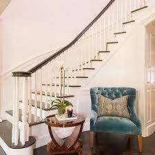 Staircase Wall Ideas Wainscoted Staircase Wall Design Ideas