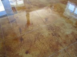 concrete floors for variety and a fresh edge