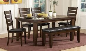 Bench Seat With Table Kitchen Table With Bench Seating Modern Interior Design Inspiration