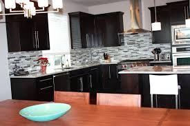 white backsplash dark cabinets backsplash for kitchen cabinet municipalidadesdeguatemala info