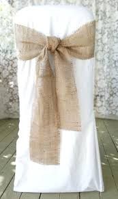 sashes for sale burlap chair ties burlap chair sashes cheap used burlap chair