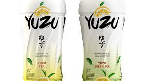 Teh Yuzu varian rasa minuman dari yuzu tea