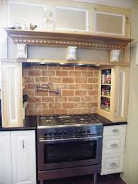 interior brick whitewashed in the kitchen brunarhans admired