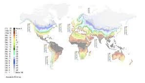global zone map planting zones maximizing the possibilities