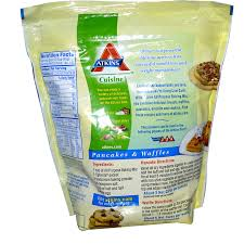 atkins all purpose baking mix 2 lbs 907 g iherb com