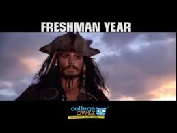 Pirates Of The Caribbean Memes - never give up on school youtube