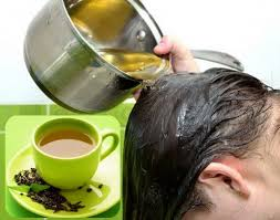 how to make hair strong green tea for hair green tea helps make hair strong and shiny