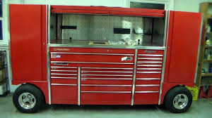 snap on tool storage cabinets snap on tool wagon for sale youtube