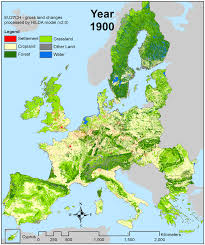 Interactive Map Of Europe Models Of Geo Information Science And Remote Sensing Hilda Wur