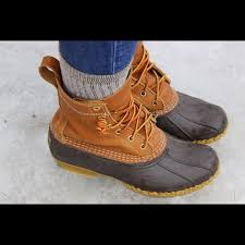 ll bean duck boots womens size 9 l l bean in search of bean boots sperry saltwater duck boot