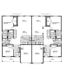 Carleton Floor Plans 15 Semi Detached House Plan Floor Plans For Houses Astonishing