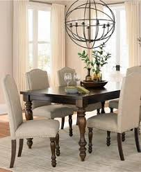 Kelso Pc Dining Set Dining Table   Side Chairs Dining - Macys dining room furniture