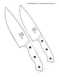 80 pages of great knife templates smithing blades pinterest