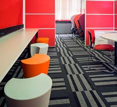 Student Desks Melbourne by Learning Centre Aspect Interiors Education Design And Fitout