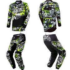 used motocross gear for sale motocross gear ebay