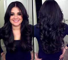 feathered back hairstyles 20 different haircuts for long hair