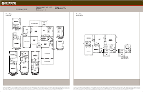Petit Trianon Floor Plan by American Home Builders Floor Plans Interior Design Ideas