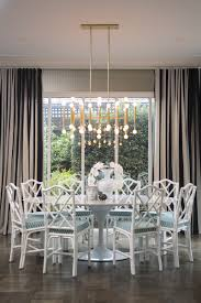Bamboo Dining Room Chairs 20 Adorable Dining Rooms With Bamboo Chairs Home Design Lover