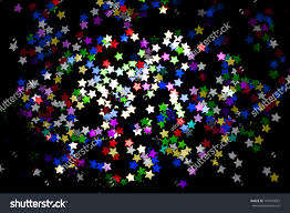 christmas party background stars dark stock photo 107479823