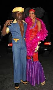 Seventies Halloween Costumes Celebrity Halloween Costumes Rihanna Mariah Carey Fashion