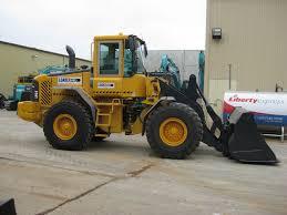2 3 m3 volvo l90e loader loadex hire