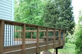 replace deck railing u2013 godiet club