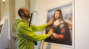 How Does It Feel To Be Blind Do Touch The Artwork At Prado U0027s Exhibit For The Blind Parallels