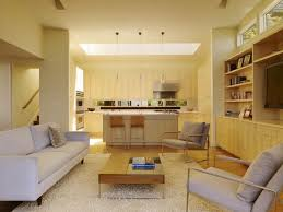 Open Plan Kitchen Living Room Design Ideas by Kitchen And Living Room Design Ideas Small Open Plan Kitchen And