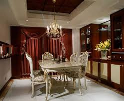 Astonishing Dining Room Interior Design  Ideas - Interior design for dining room